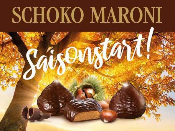 Schoko Maroni Saisonstart