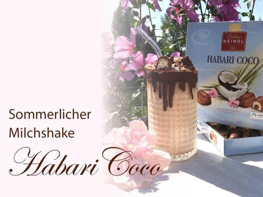 Habari Coco Milchshake