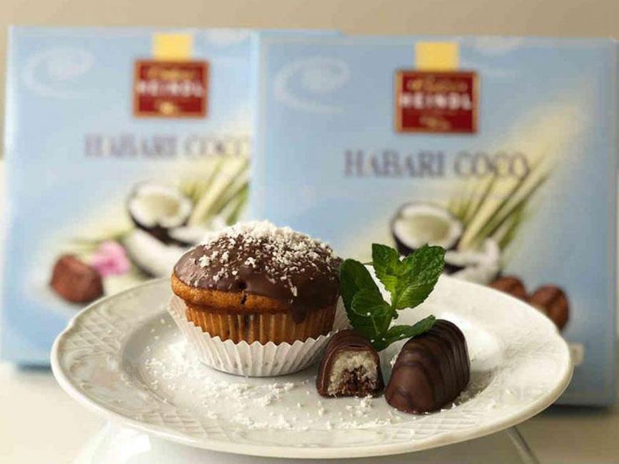 Habari Coco Muffins