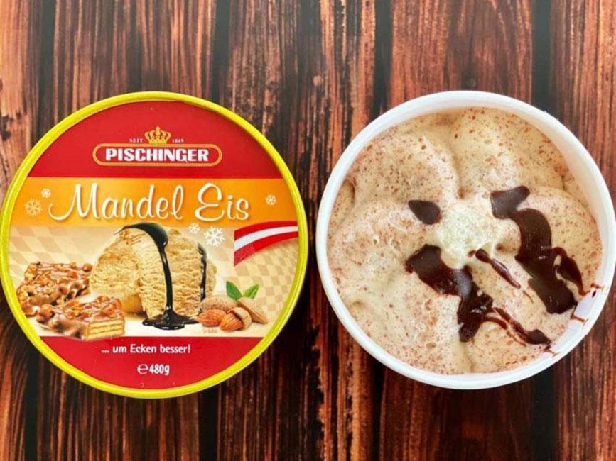 Pischinger Mandel-Eis