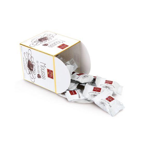 Mousse au chocolat Würfelpackung 175g