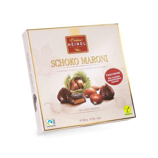 Schoko Maroni 200g