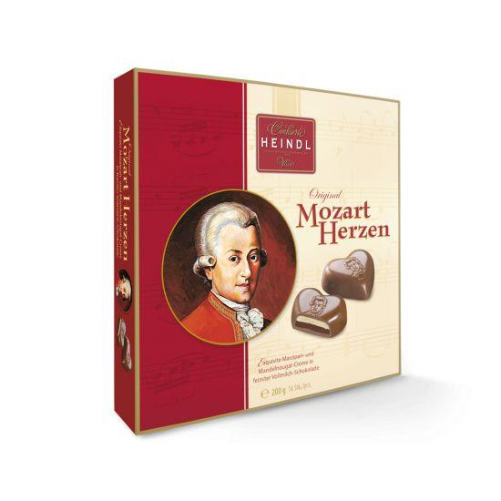 Mozartherzen 200g