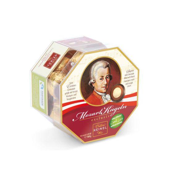 Mozartkugeln Dose 12 Stück Achteck 180g