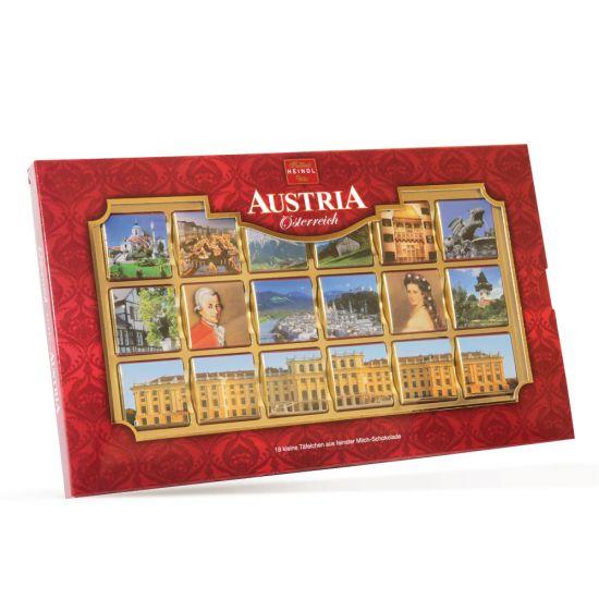 Austria - Österreich Täfelchen 90g