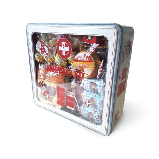 Geschenksbox- Erste Hilfe Koffer 937g
