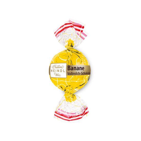 Schoko Kugel Banane 1000g, 65 Stk