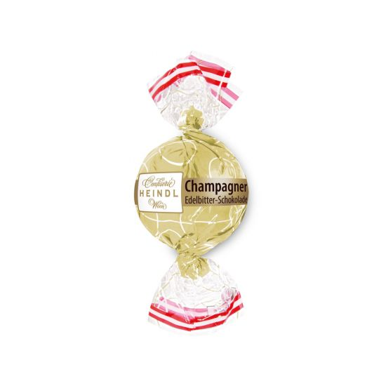 Schoko Kugel Champagner 1000g, 65 Stk