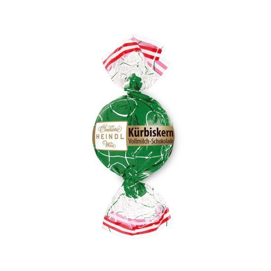 Schoko Kugeln Kürbiskern-Creme 1000g, 65 Stk