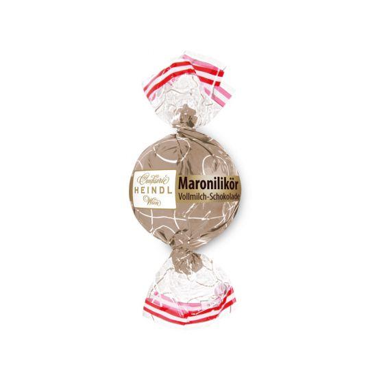 Schoko Kugel Maronilikör 1000g, 65 Stk