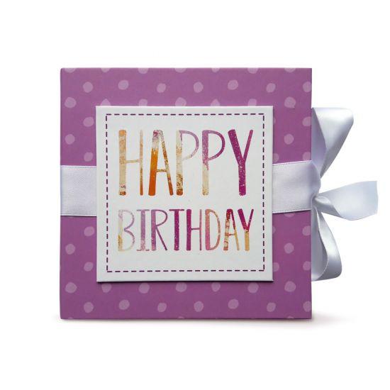 Geschenkbox Happy Birthday 310g